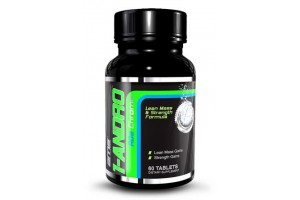 Advanced Muscle Science 1-Andro RDe Chrome 60 Tabs