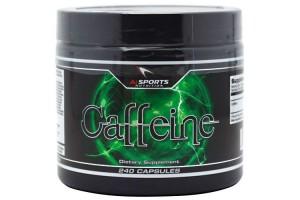 AI Sports Nutrition Caffeine 240 Caps