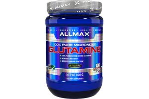 Allmax Nutrition Glutamine 400 Grams