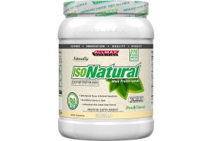 Allmax Nutrition IsoNatural Whey Protein 15 Oz