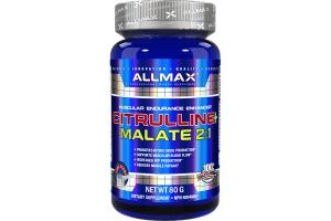 Allmax Nutrition Citrulline Malate 80 Grams