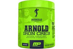 Arnold Schwarzenegger Series Iron Cre3 30 Servings