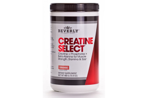 Beverly International Creatine Select + Phosphates + Beta Alanine Orange 480g