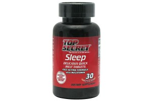 Body Well Nutrition Top Secret Sleep