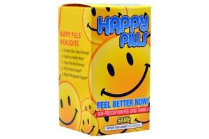 Brain Pharma Happy Pills 60 Caps