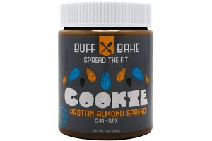 Buff Bake Cookie Protein Almond Spread 13oz