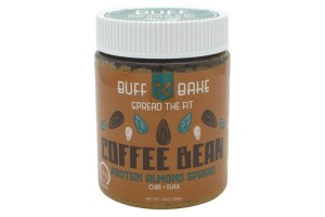 Buff Bake Coffee Bean Protein Almond Spread 13oz