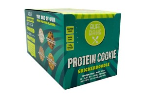 Buff Bake Snickerdoodle Protein Cookie 12/Box