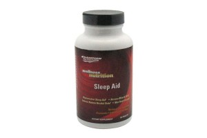 Champion Nutrition Wellness Nutrition Sleep Aid
