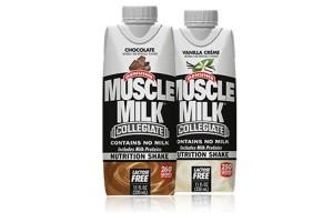 Collegiate Muscle Milk RTD | CytoSport