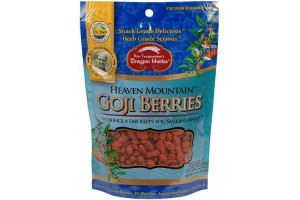 Flora (Udo's Choice) Heaven Mountain Goji Berries 8oz
