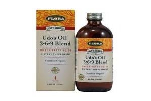 Flora (Udo's Choice) Udo's Choice Oil Blend 8.5oz