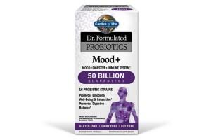 Garden of Life Dr. Formulated Probiotics Mood+ 60 Vege Caps