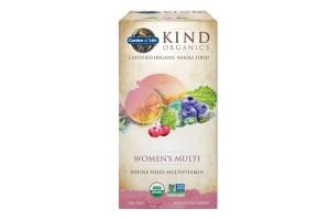 Garden of Life Kind Organics Women's Multi 60 Tabs