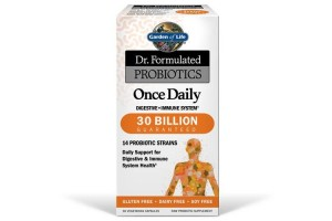 Garden of Life Dr. Formulated Probiotics Once Daily 30 Vege Caps