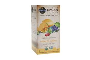 Garden of Life Kind Organics Vegan D3 Rasperry-Lemon 2000iu 30VCT