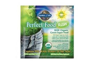 Garden of Life Perfect Food Raw 15/Box