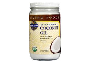 Garden of Life Non-GMO Organic Extra Virgin Coconut Oil 32 oz