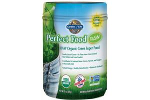 Garden of Life Perfect Food Raw 481 Grams