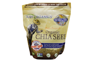 Garden of Life Raw Organics Chia Seed 12 Oz