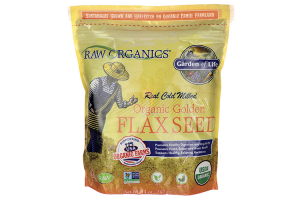 Garden of Life Raw Organics Golden Flax Seed 14 Oz