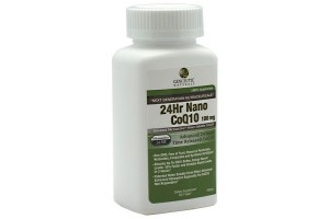 Genceutic Naturals 24Hr Nano CoQ10