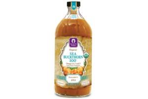 Genesis Today Sea Buckthorn 100 100% Pure Sea Buckthorn Juice 32 oz
