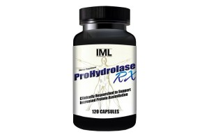 IronMag Labs Pro-Hydrolase Rx 120 Caps