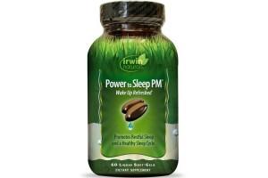 Irwin Naturals Power to Sleep PM Melatonin-Free 50 Gels