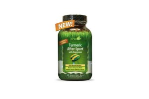 Irwin Naturals Turmeric After Sport 60 Liquid Softgels