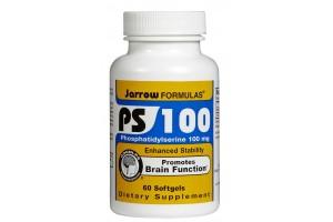 Jarrow Formulas PS100 100mg 60 Softgels
