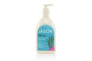 Jason Tea Tree Oil Satin Soap Hands and Face 16 Oz.