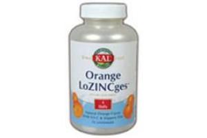 Kal Orange LoZINCges 75 Lozenges