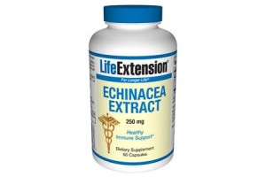 Life Extension Echinacea Extract 250mg 60 Vege Caps