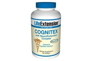 Life Extension Cognitex with Brain Shield 90SG
