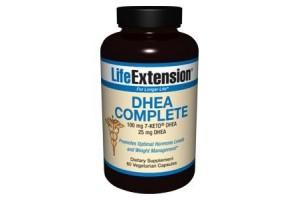 Life Extension DHEA Complete 60 Vegecaps