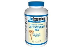 Life Extension Children's FormulaMix 100 Chews