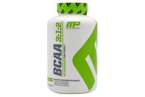 BCAA 3:1:2 | MusclePharm | 240 Caps