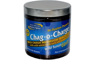 North American Herb & Spice Chag-o-Charge Wild Forest Tea 3.2 Oz