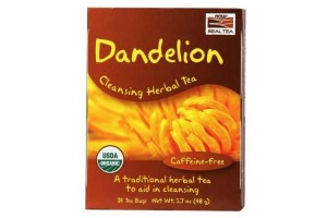Now Foods Dandelion Tea Bags 24 Bags