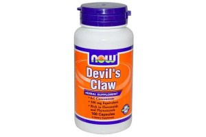 Now Foods Devil's Claw Root 500 Mg 100 Capsules