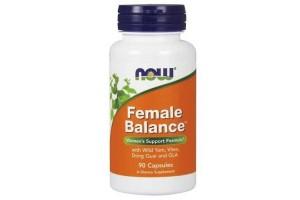 Now Foods Female Balance 90 Capsules