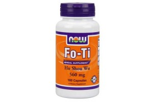 Now Foods Fo-Ti 560 Mg 100 Capsules