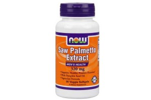 Now Foods Saw Palmetto 320 Mg 90 Softgels