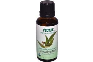 Now Foods Eucalyptus Oil 1 Fl Oz