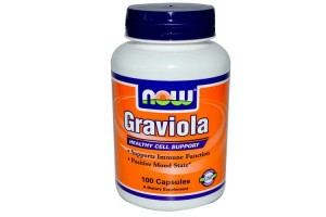 Now Foods Graviola 100 Caps
