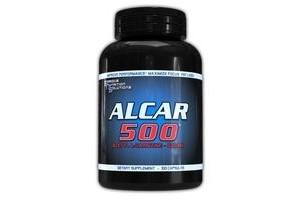 Serious Nutrition Solutions ALCAR 500 100 Caps