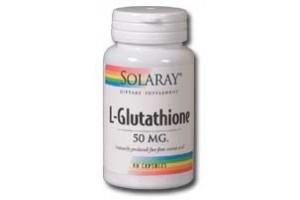 Solaray Free Form L-Glutathione 50mg 60 Caps