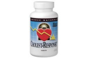 Source Naturals Cholesterol Rescue 60 Tabs
