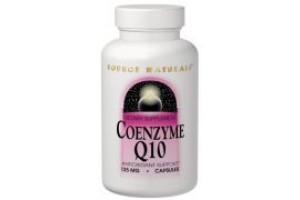Source Naturals CoQ-10 Bonus! 30 Free 100mg 60 Soft Gels